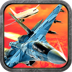Jet Fighter Traffic Air Race icon