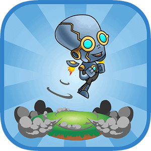 Jetpack Water Jump icon