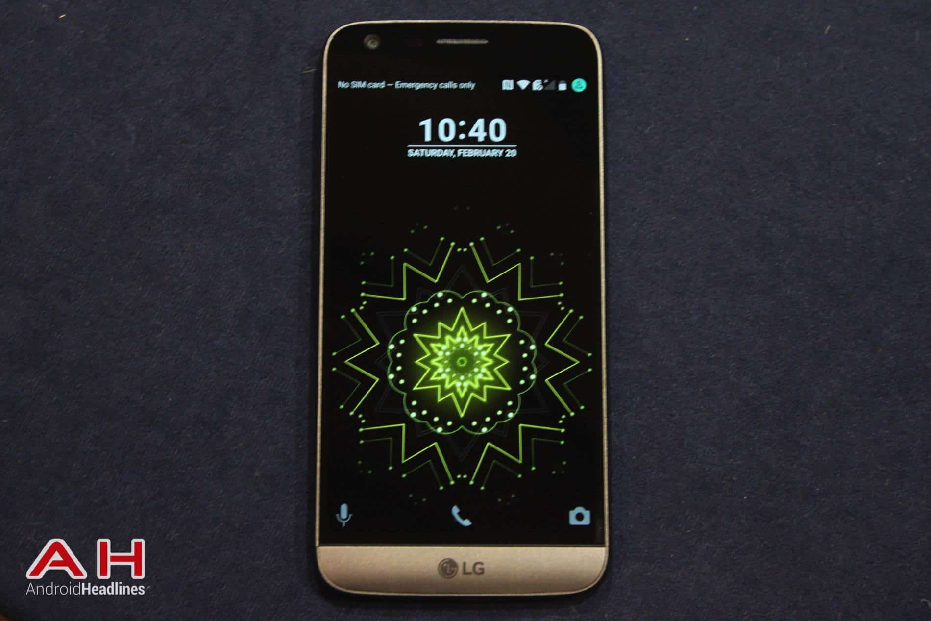 LG G5 Hands On MWC AH 20