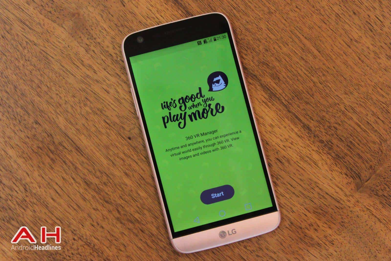 LG G5 Hands On MWC AH 25