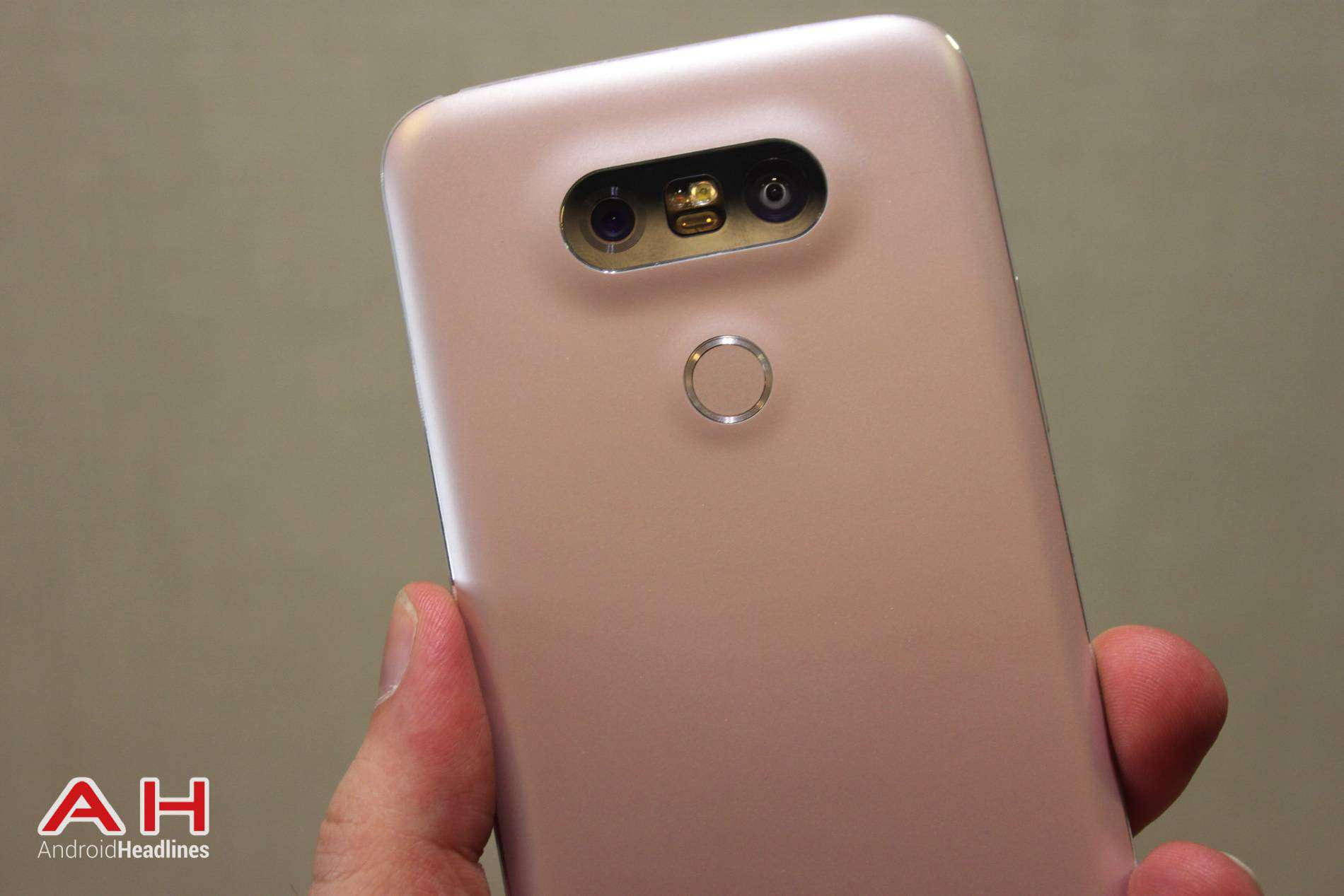 LG G5 Hands On MWC AH 27