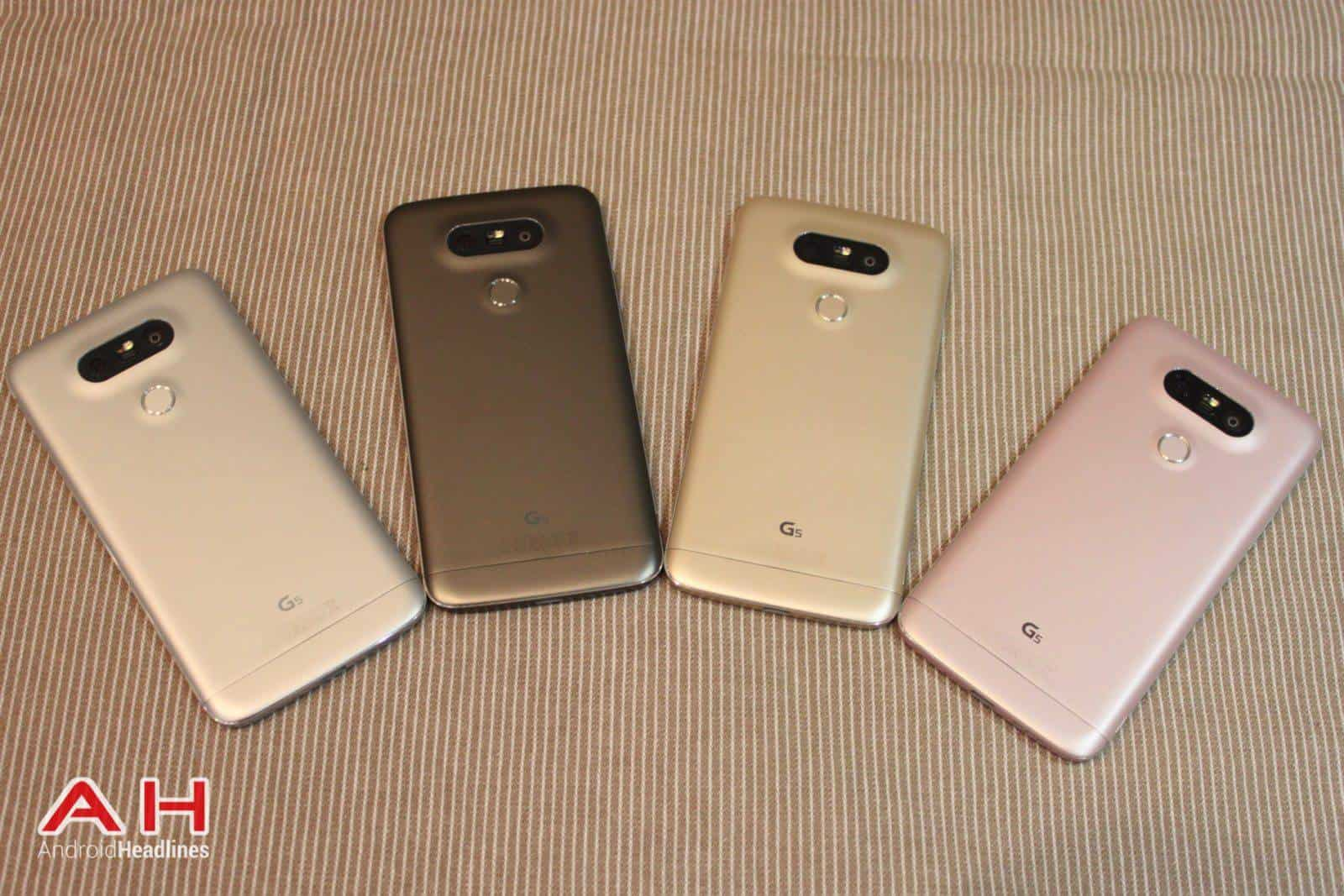 LG G5 Hands On MWC AH 31