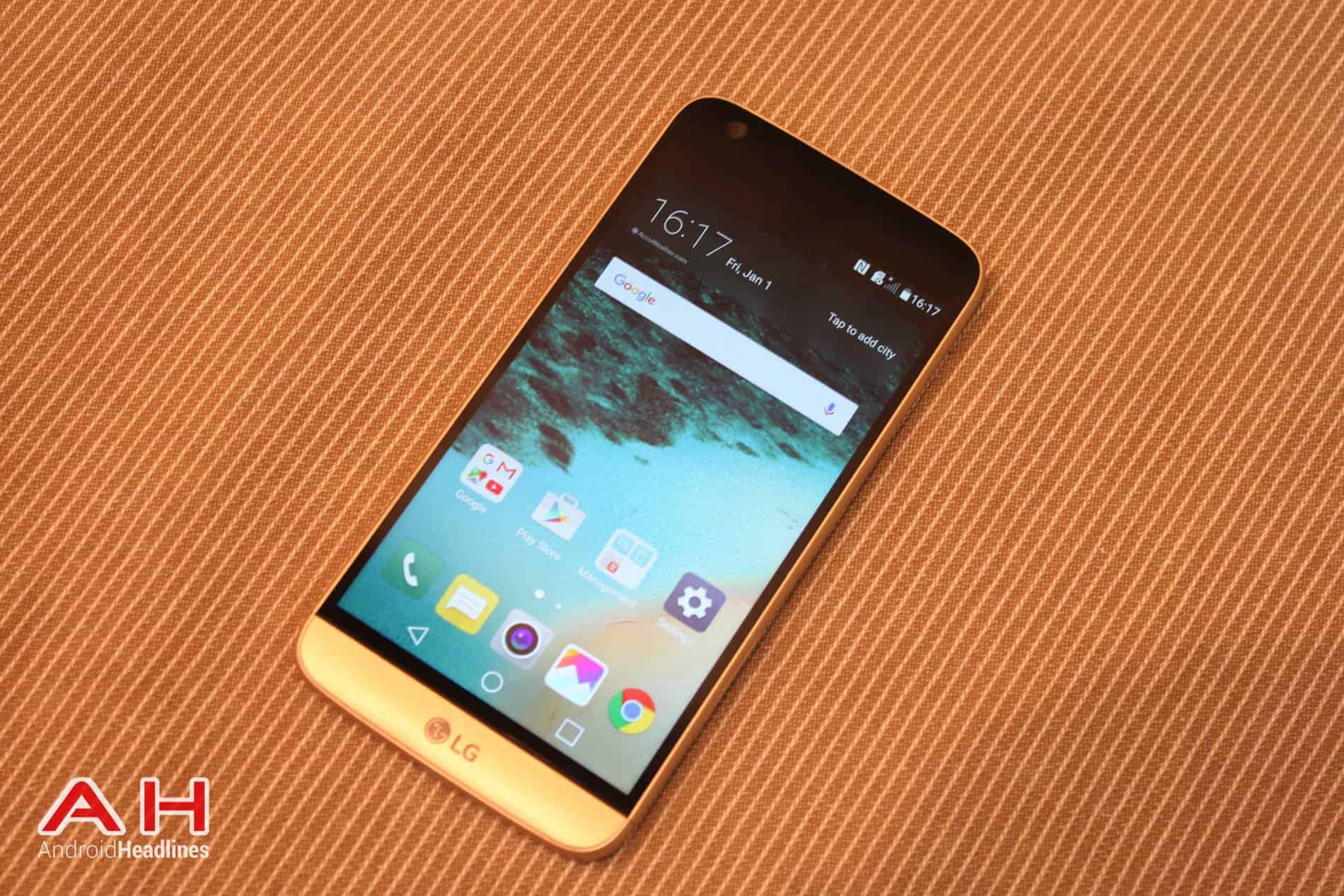 LG G5 Hands On MWC AH 39