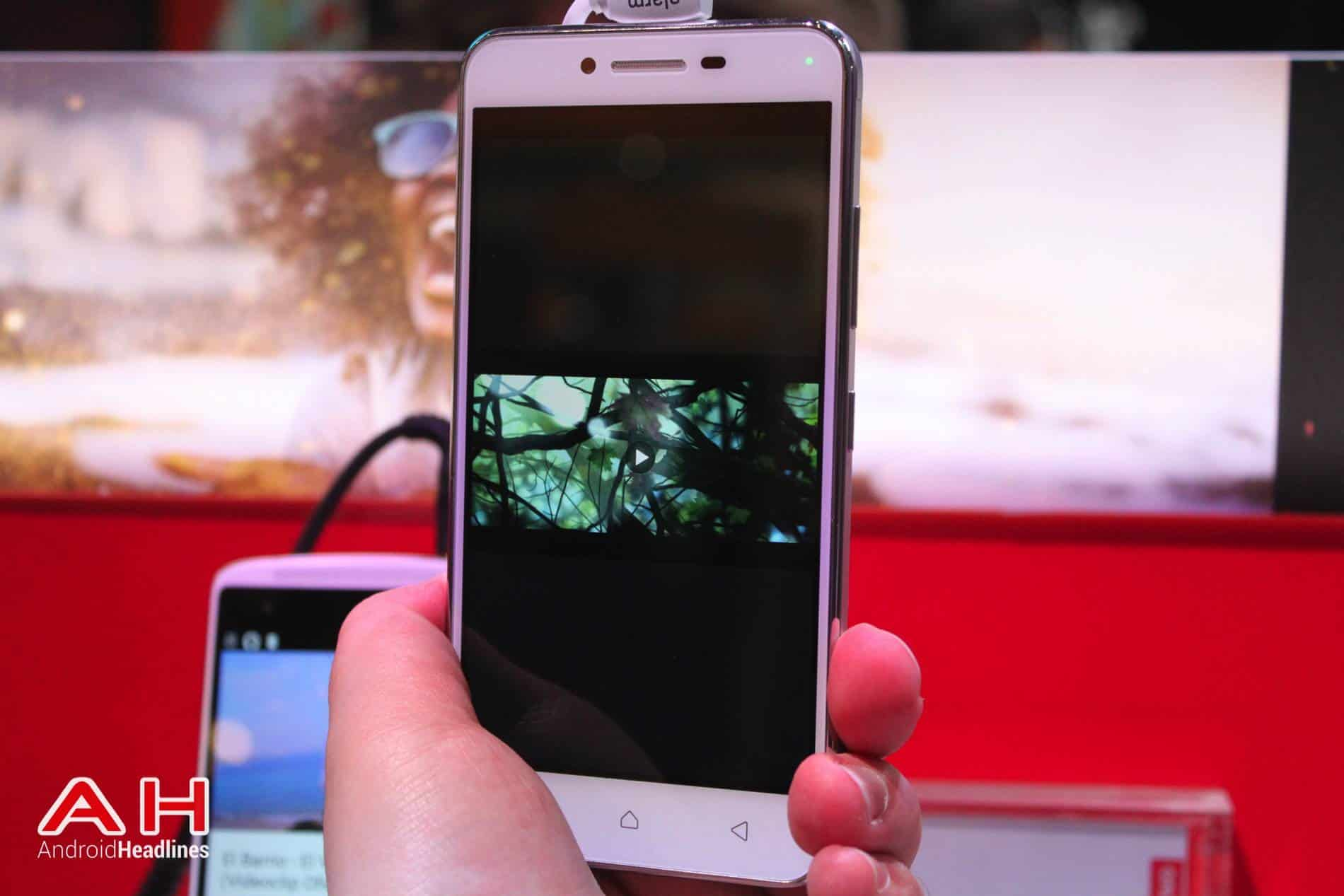 Lenovo Vibe K5 Plus MWC AH 13