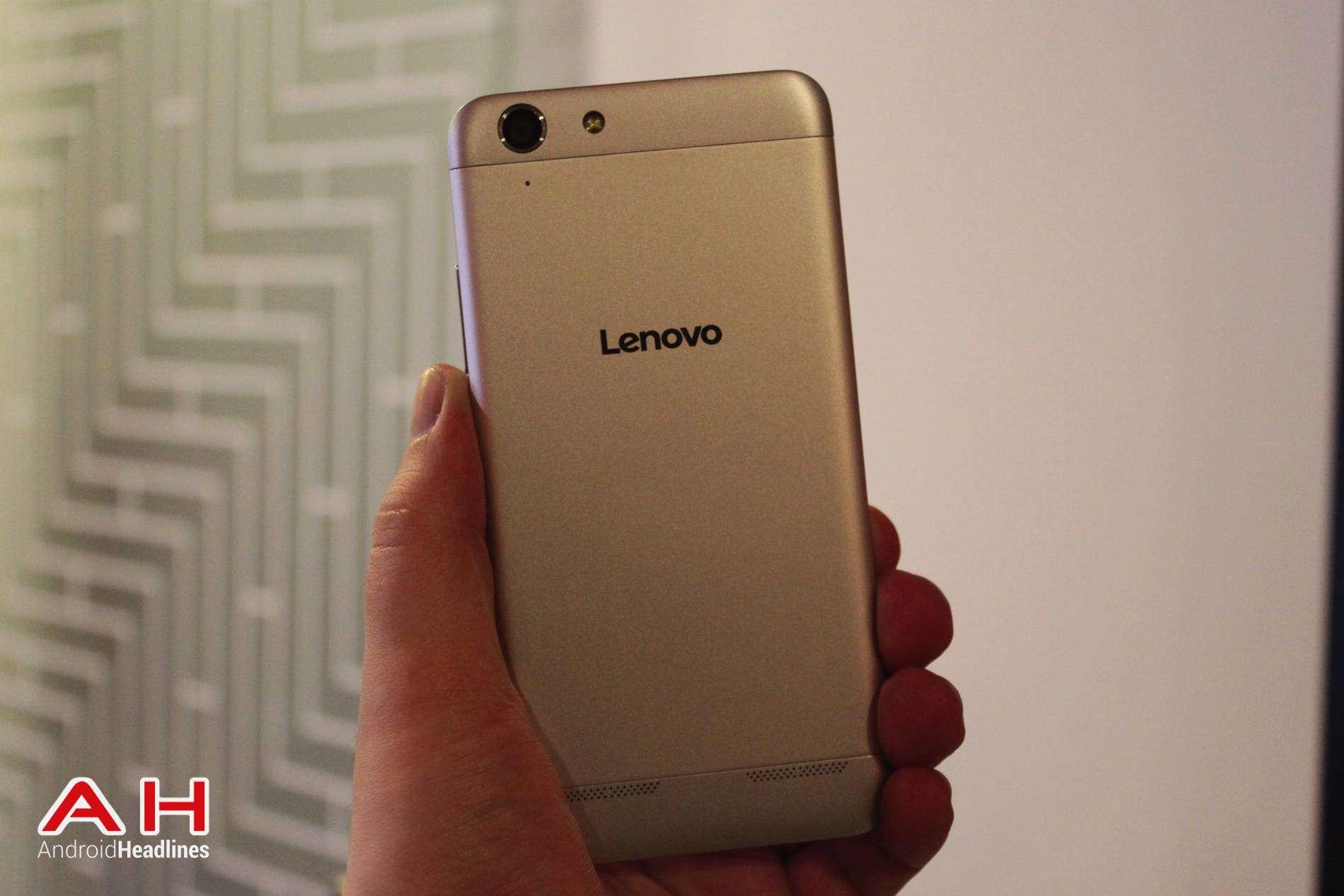 Lenovo Vibe K5 Plus MWC AH 4