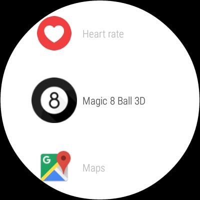 Magic 8 Ball 3D
