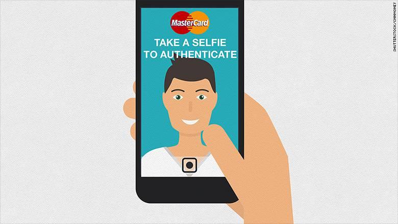 MasterCard Selfie
