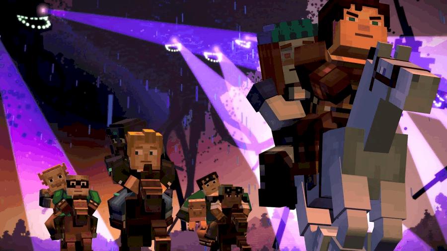 Minecraft- Story Mode