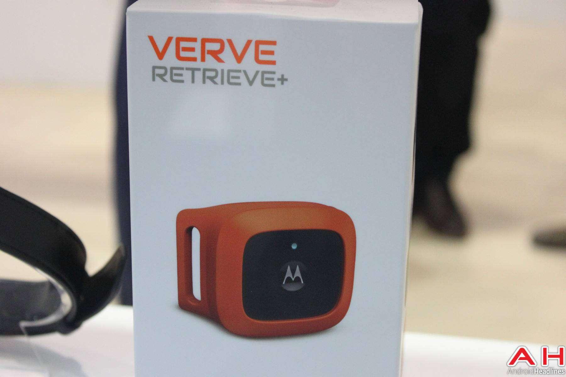 Motorola VerveLife VerveRetrieve AH 3