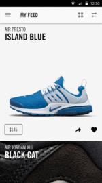 Nike SNKRS 01