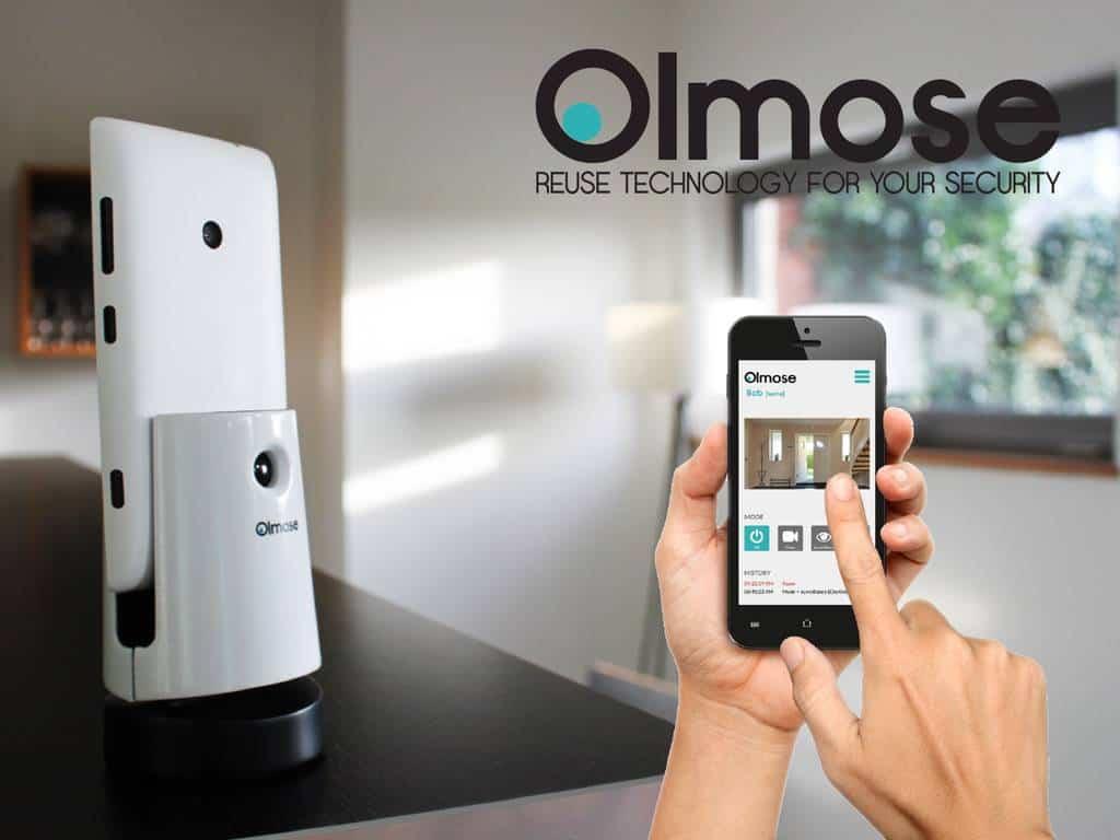 Olmose Kickstarter Security App
