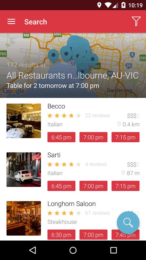 OpenTable - Restaurant Near Me