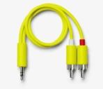 RCA Cable For Chromecast Audio 1