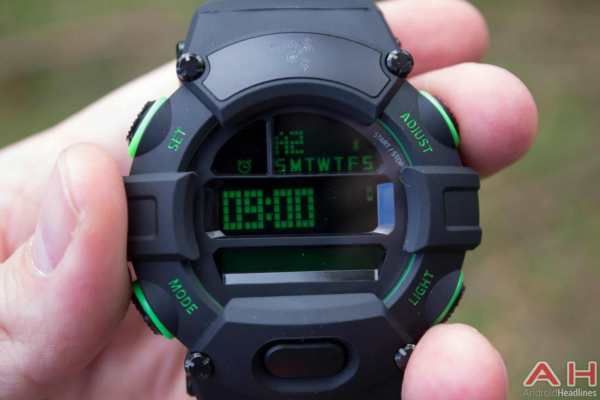 Razer Nabu Watch AH NS alarm