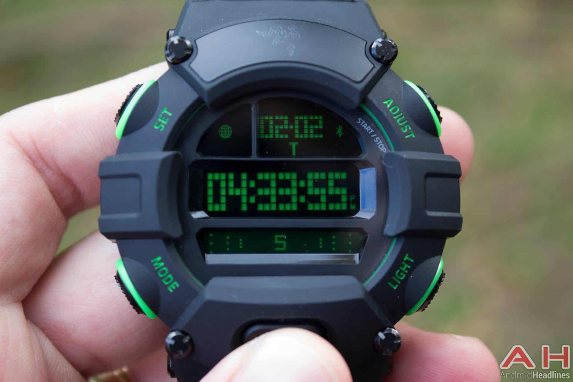 Razer Nabu Watch AH NS notifications 1