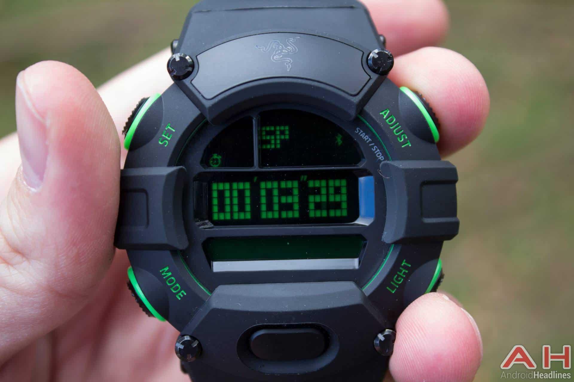 Razer Nabu Watch AH NS stopwatch