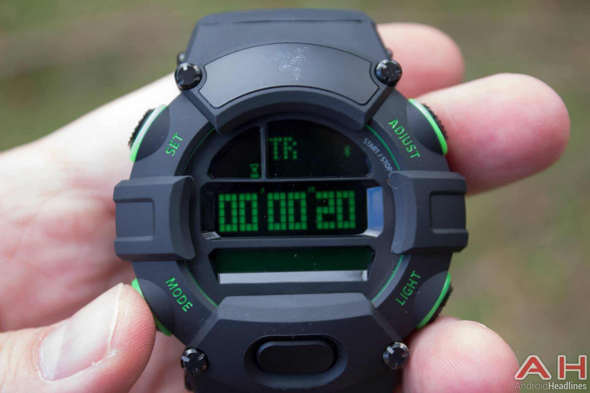 Razer Nabu Watch AH NS timer
