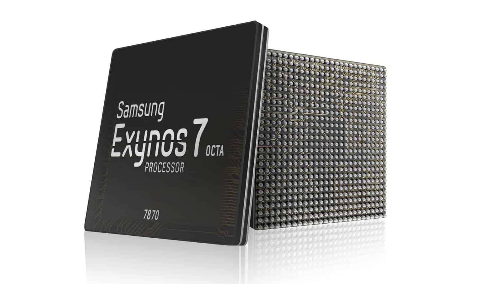 Samsung Exynos 7 - 7870 Processor