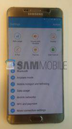 Samsung Galaxy Note Android 6.0.1 Marshmallow leak_11