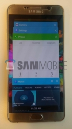 Samsung Galaxy Note Android 6.0.1 Marshmallow leak 5