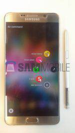 Samsung Galaxy Note Android 6.0.1 Marshmallow leak_6
