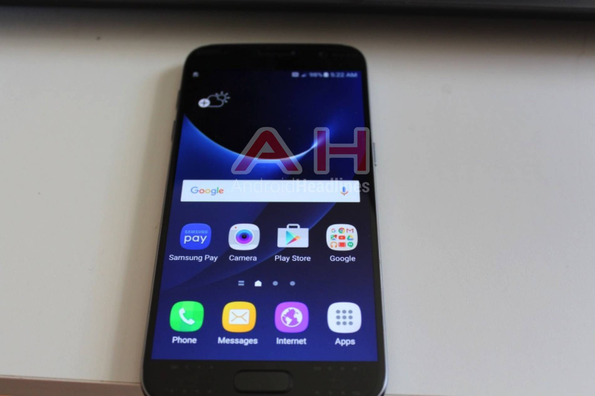 Samsung Galaxy S7 Edge LEAK AH 07