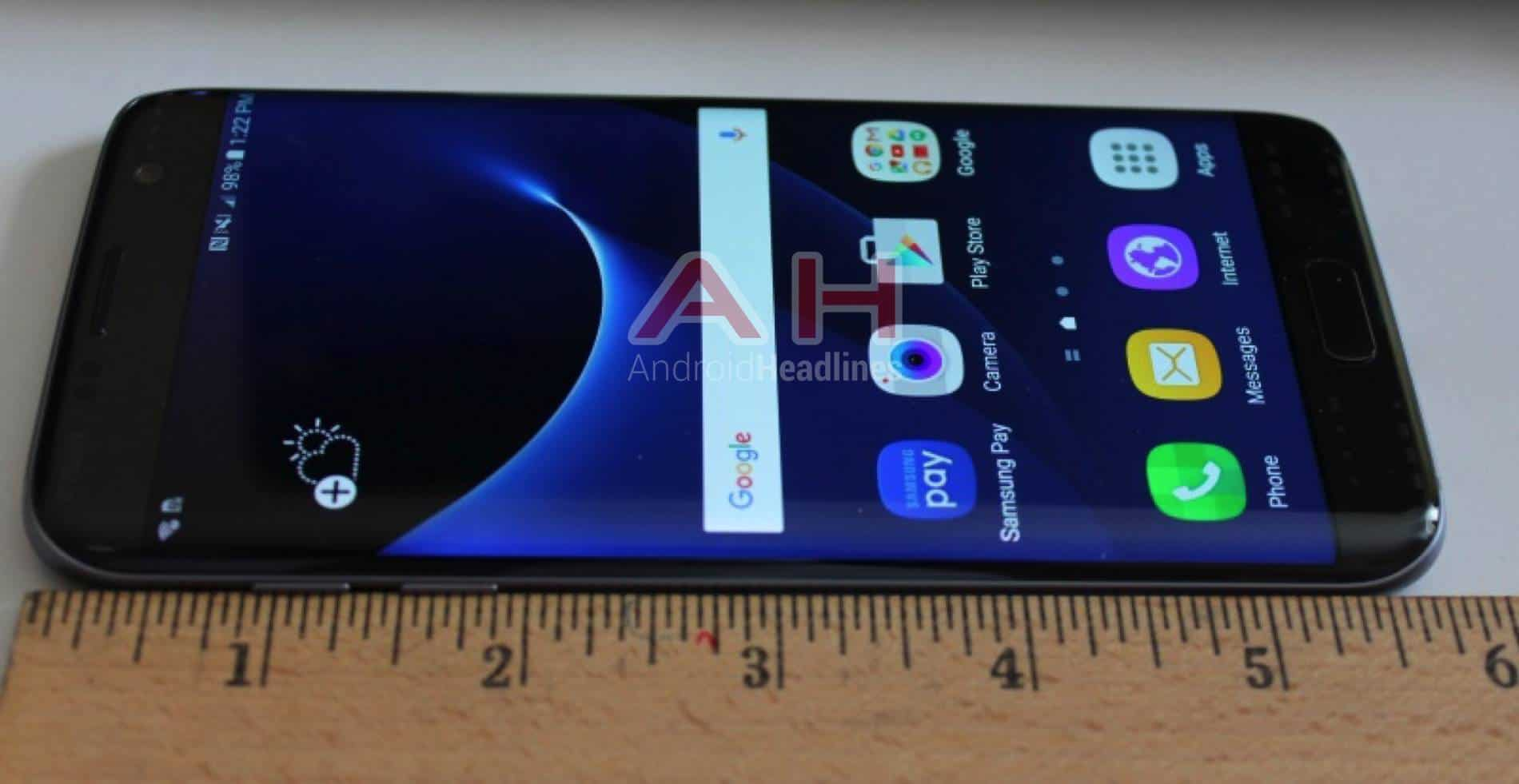 Samsung Galaxy S7 Edge LEAK AH 16