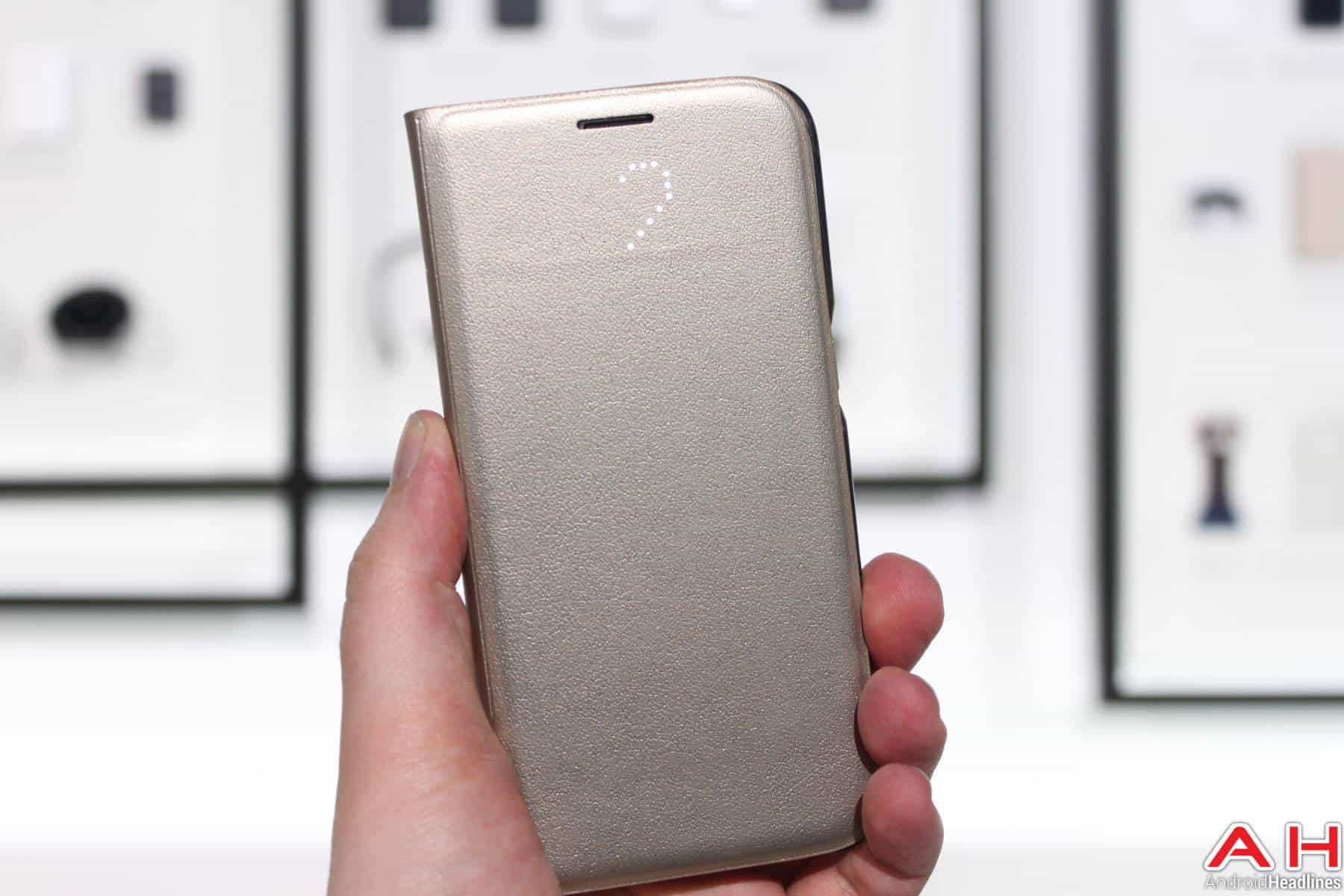 Samsung Galaxy S7 Edge LED View Cover AH 1
