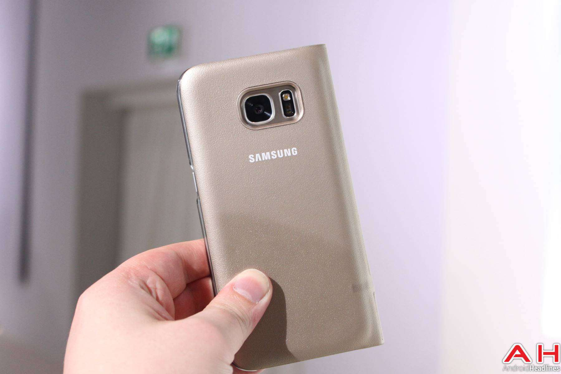 Samsung Galaxy S7 Edge LED View Cover AH 3
