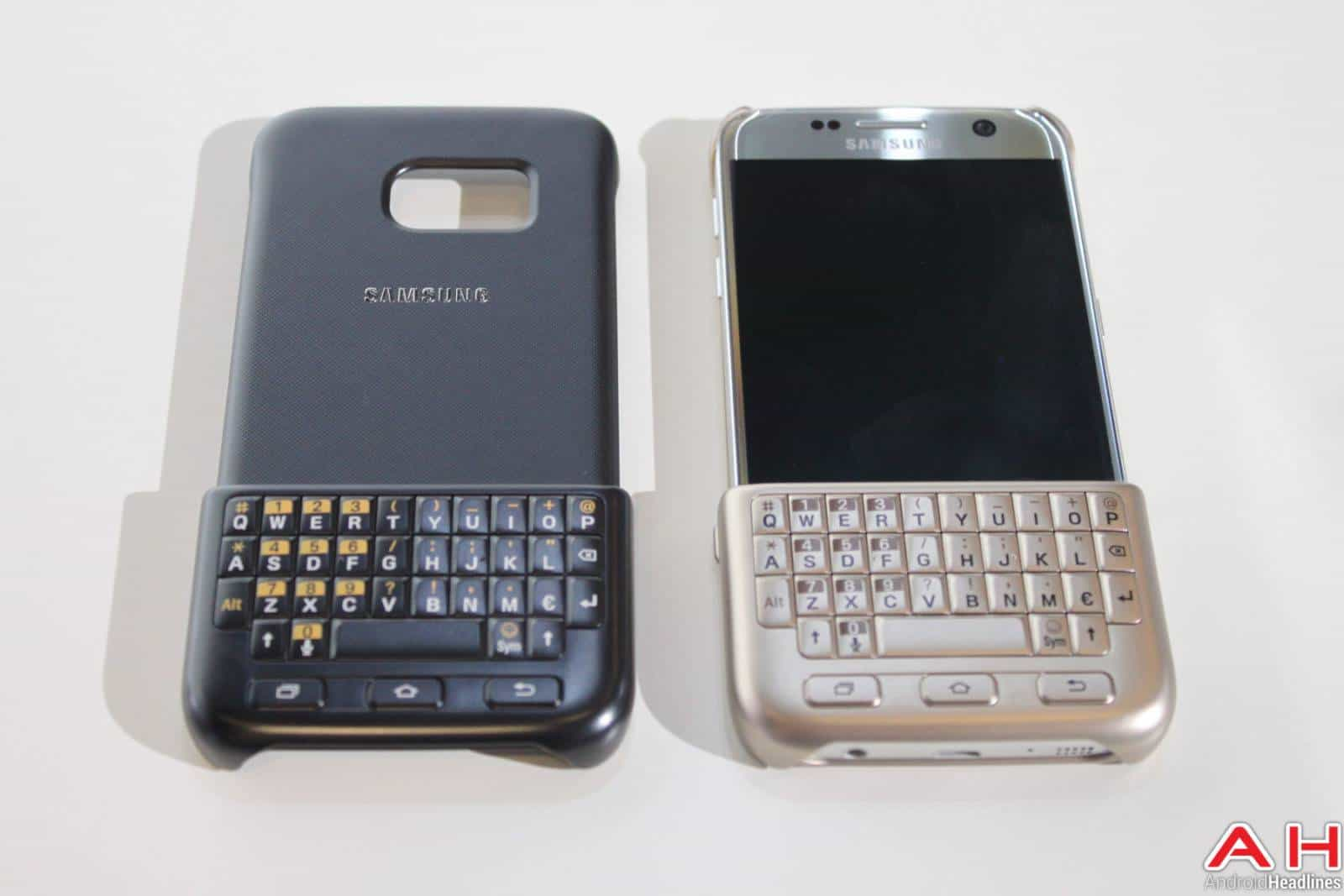 Samsung Galaxy S7 QWERTY Keyboard Cover AH-1