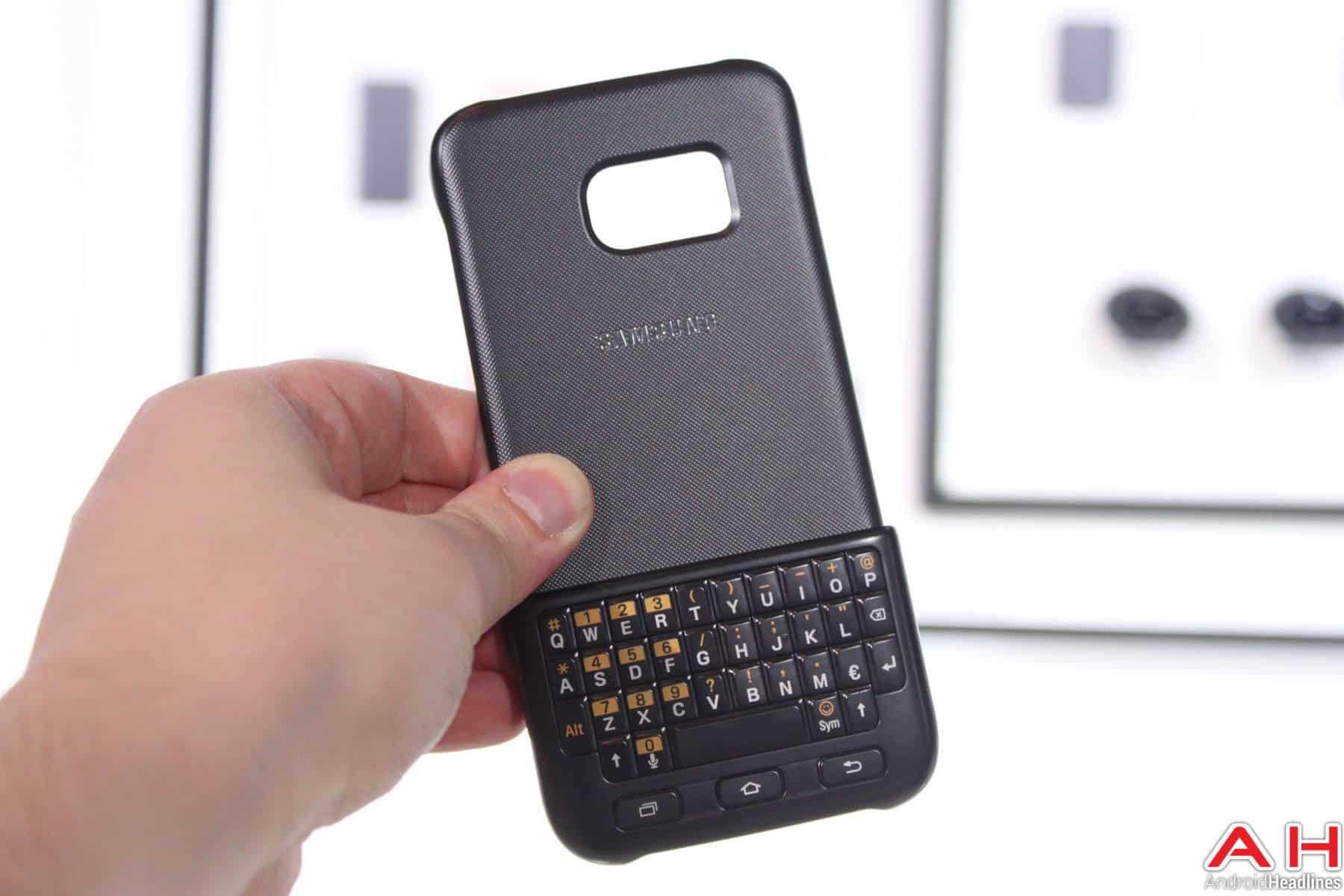 Samsung Galaxy S7 QWERTY Keyboard Cover AH 2