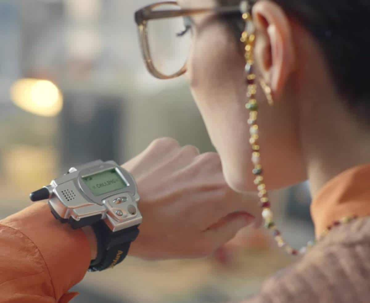 Samsung History Watch