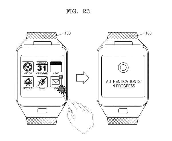 Samsung vein patent 02