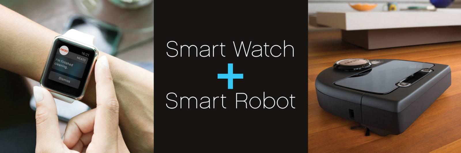 Smart Watch Smart Robot