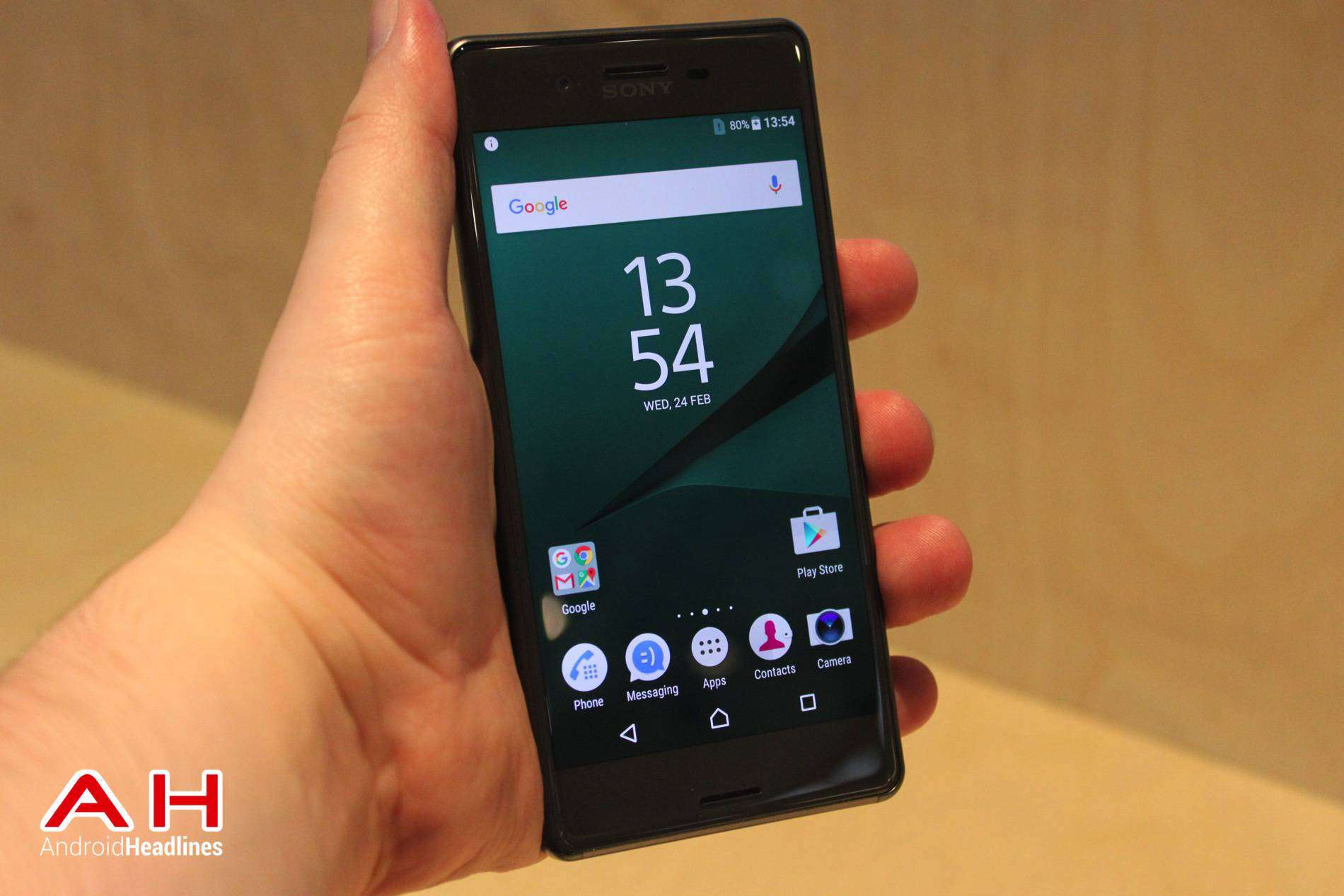 Sony Xperia X Performance MWC AH 39