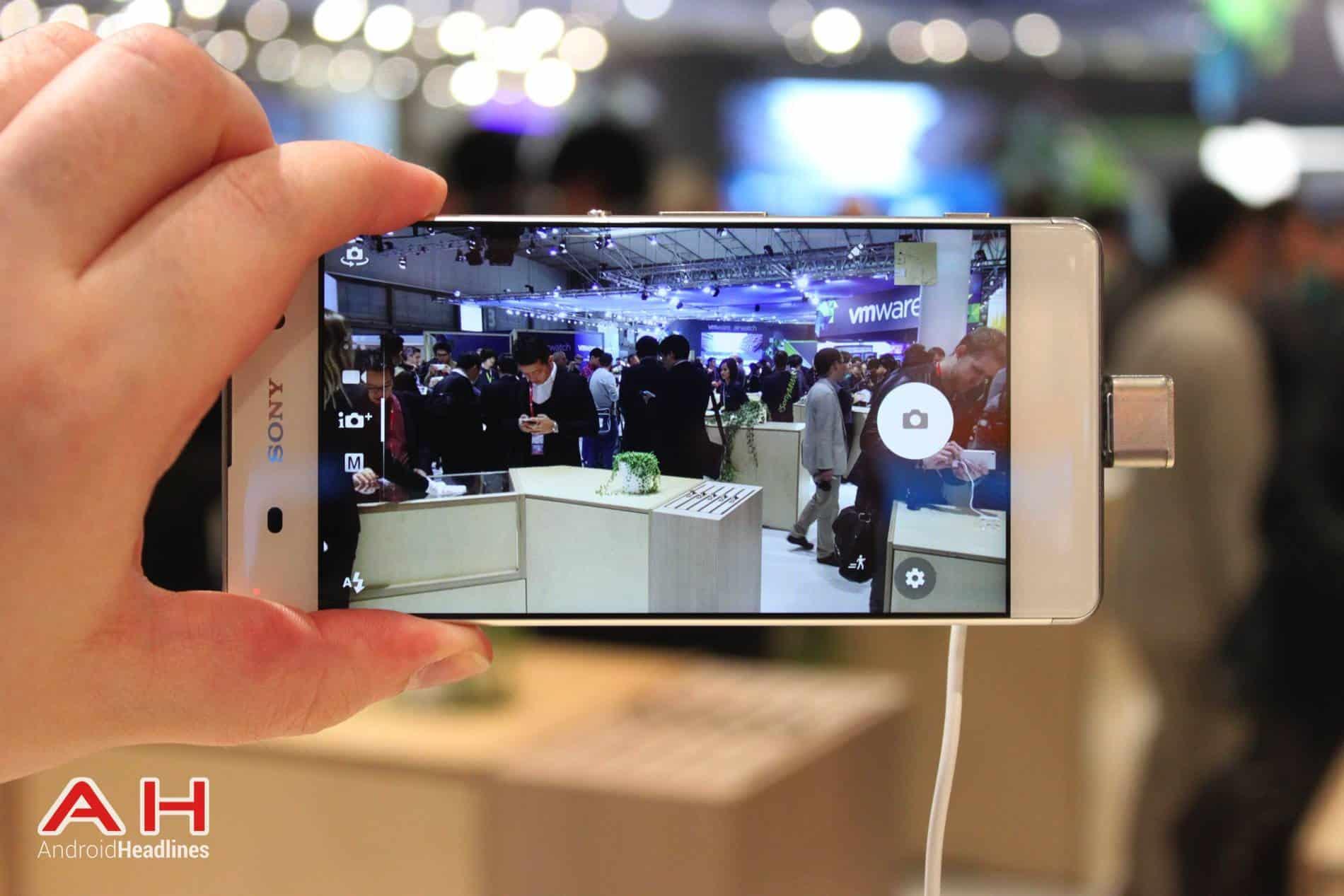 Sony Xperia XA Hands On MWC AH 8