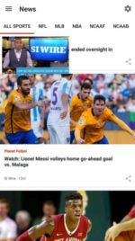 Sports Illustrated App Google Play Screenshot 3