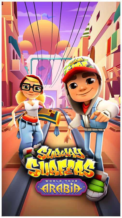 subway surfers cracked android