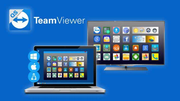 TeamViewer Philips Android TV