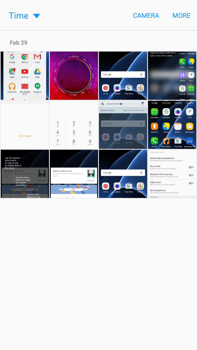 TouchWiz On Galaxy S7 Edge 8