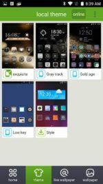 Themes for ULauncher