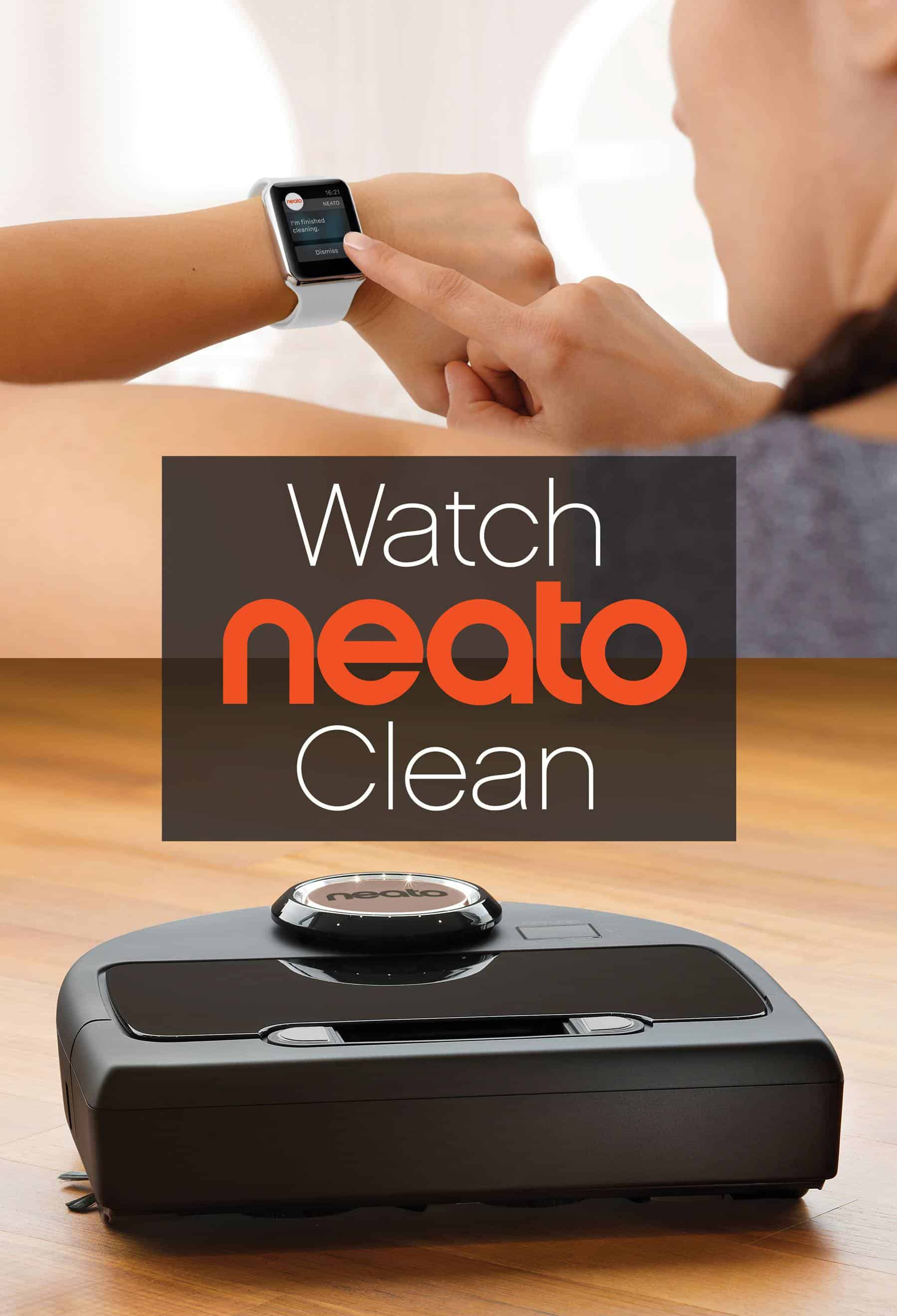 Watch Neato Clean