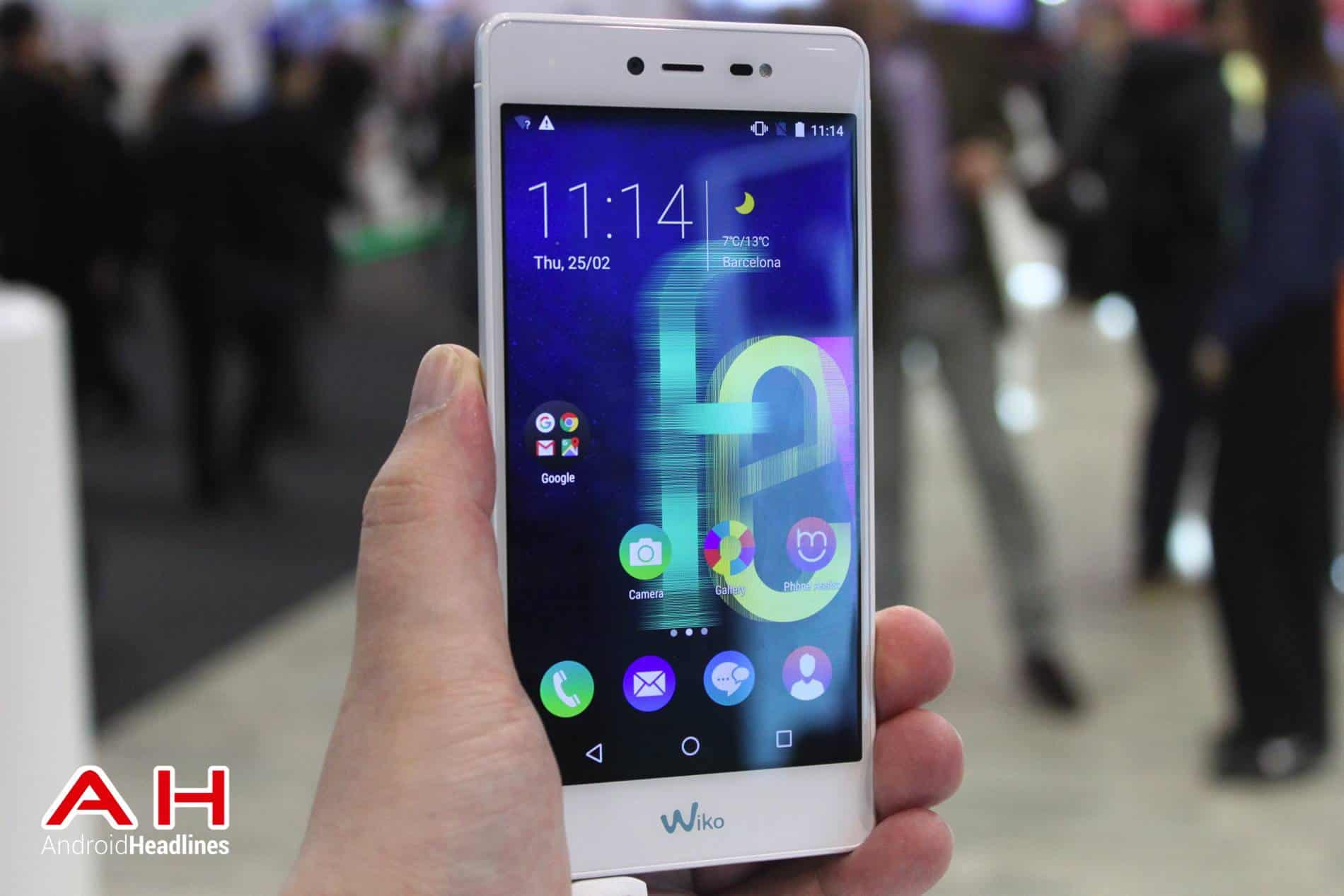 Wiko Fever Special Edition MWC AH 05