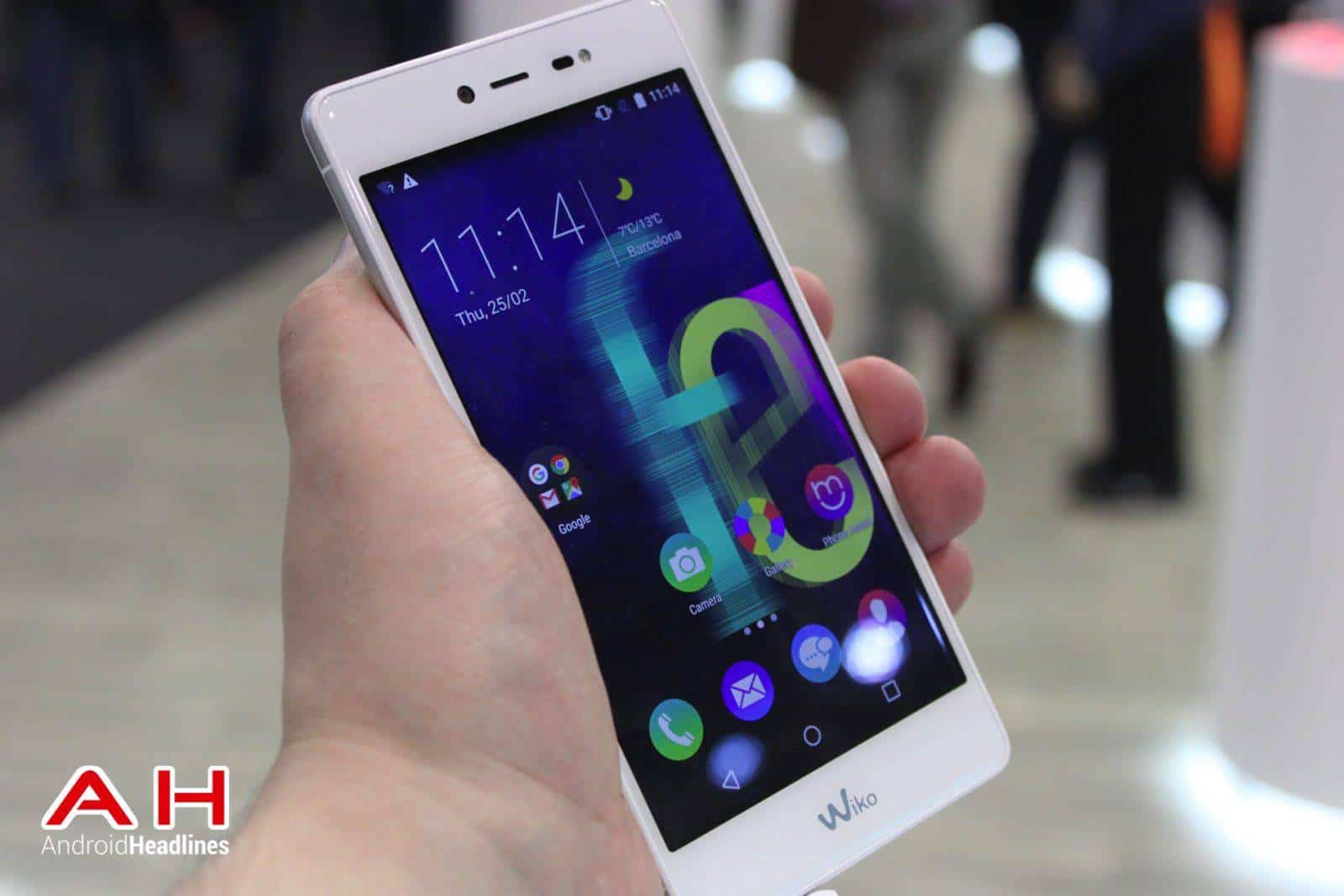 Wiko Fever Special Edition MWC AH 06