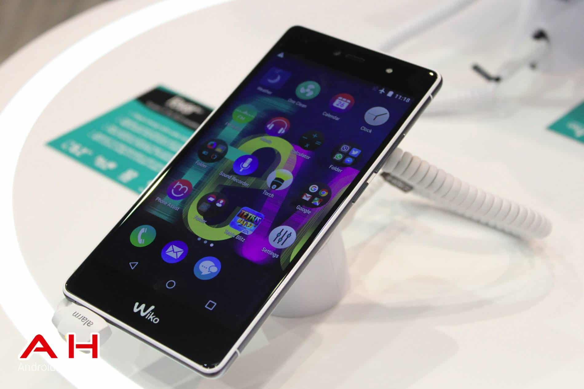 Wiko Fever Special Edition MWC AH 17
