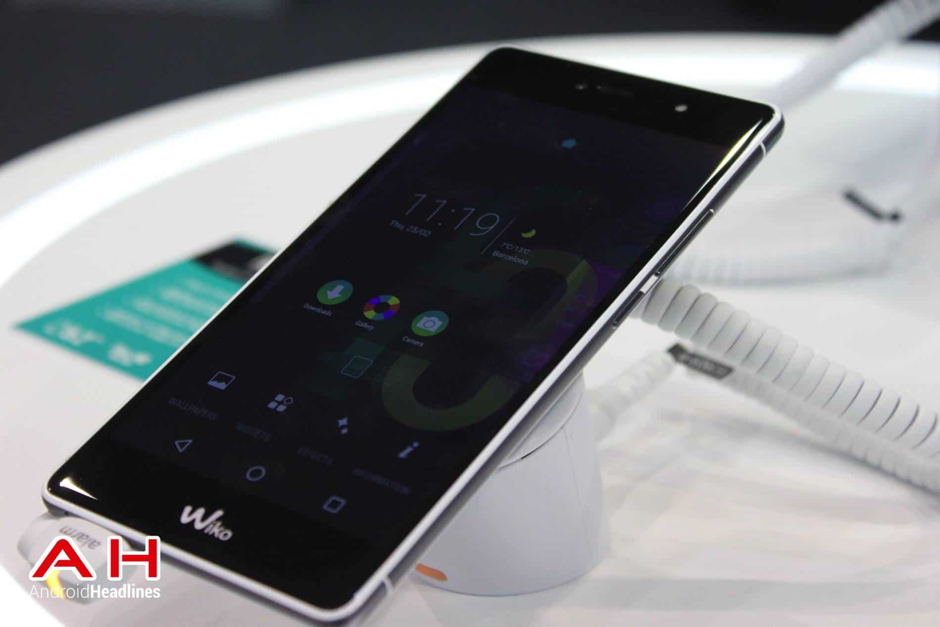 Wiko Fever Special Edition MWC AH 20