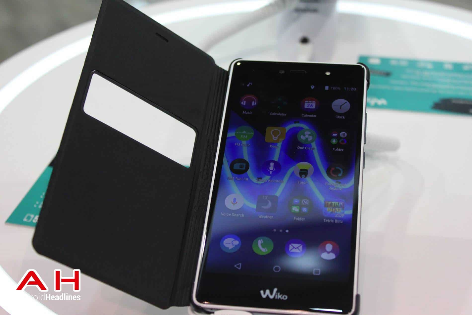 Wiko Fever Special Edition MWC AH 22