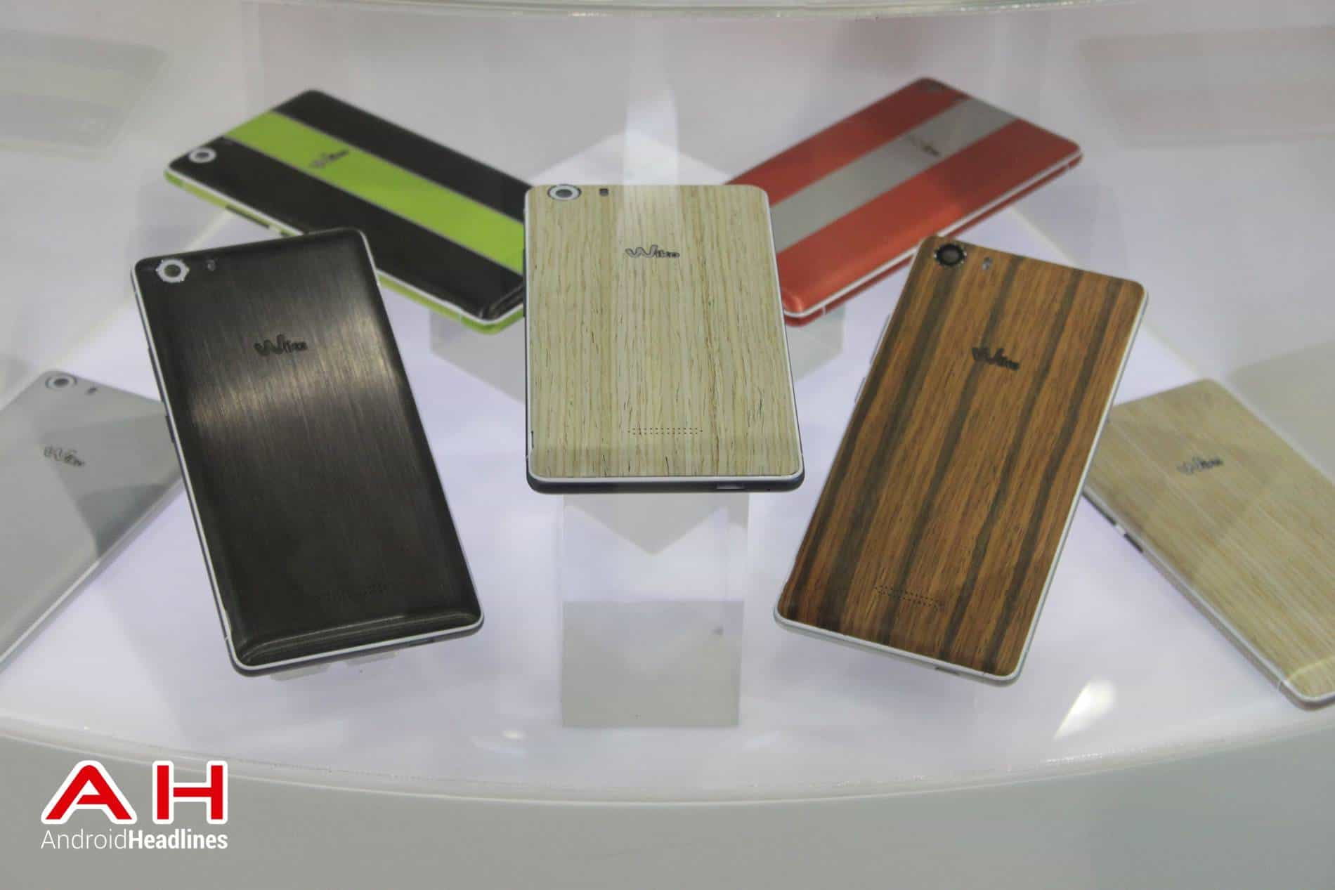 Wiko Fever Special Edition MWC AH 28