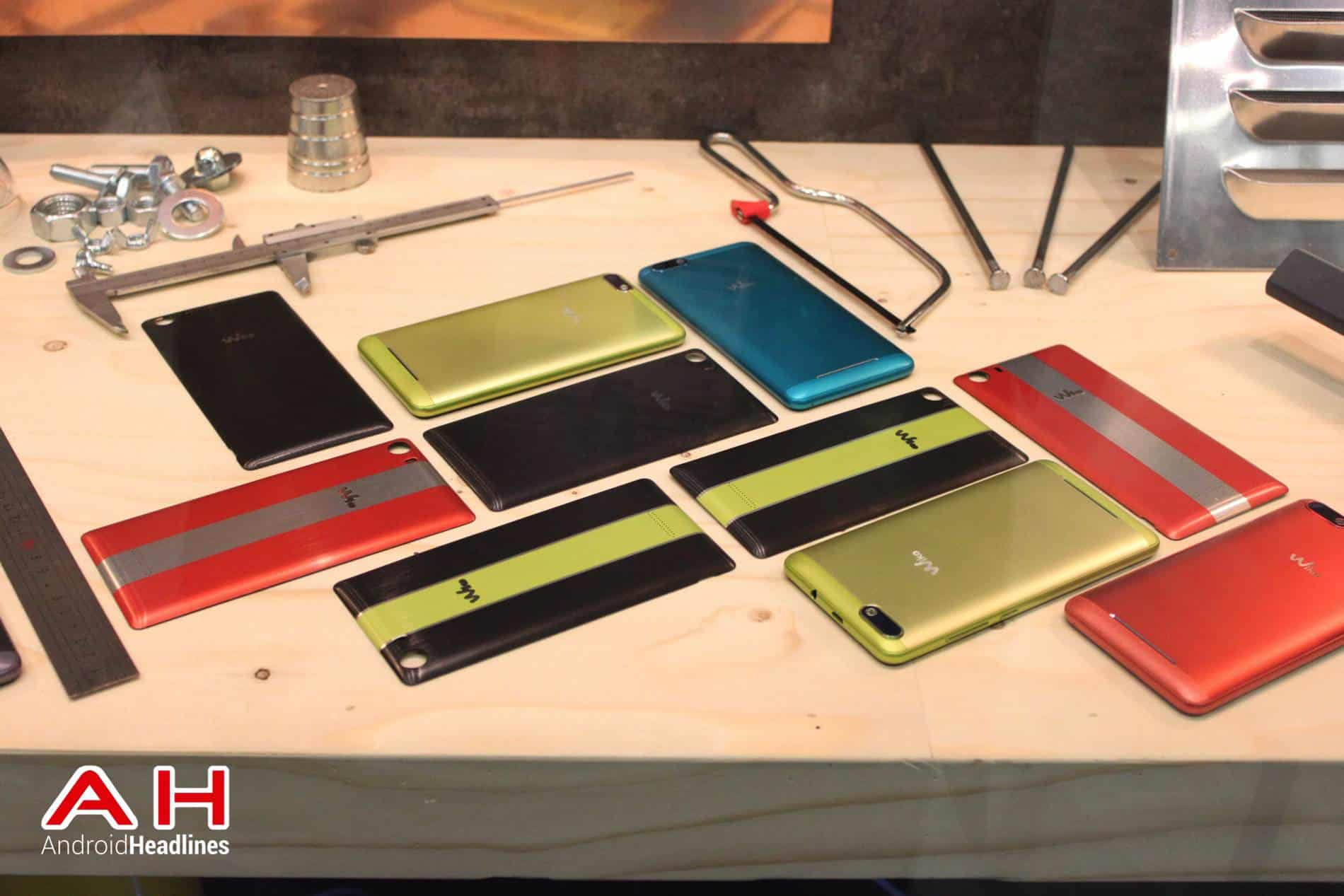 Wiko Fever Special Edition MWC AH 30