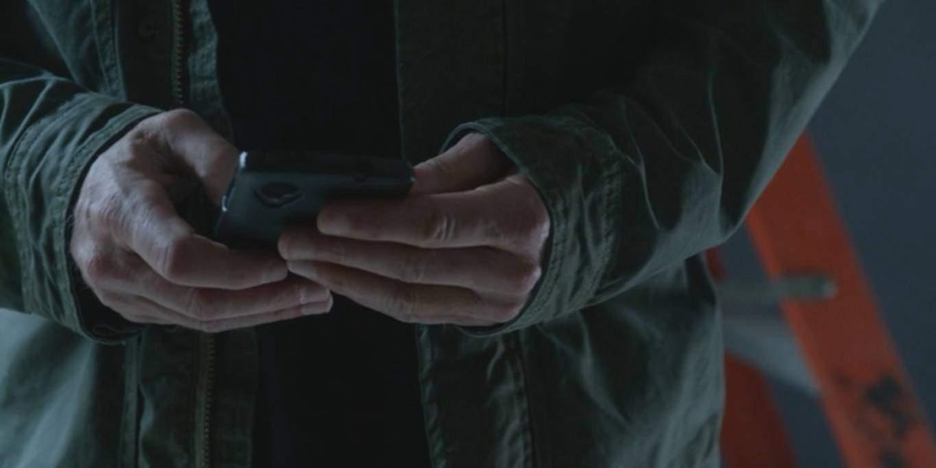 X Files Nexus 5 Mulder KK